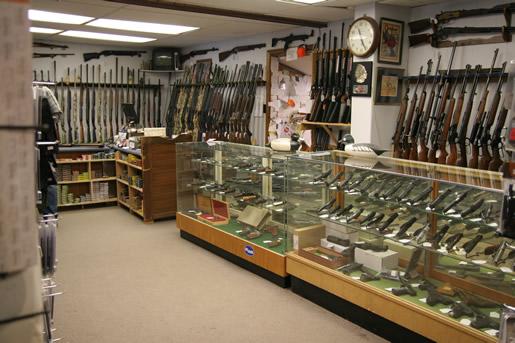 firearmswall